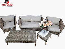 Софа + 2 кресла + 2 столика АРАБИС