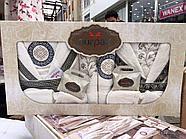 Комплект банных халатов с полотенцами Nurpak, фото 2