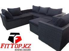 Комплект мебели из искусственного ротанга АГАВА