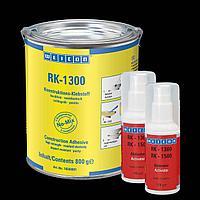 WEICON RK 1300 (1кг) Двухкомпонентный конструкционный клей