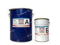 Двухкомпонентная полиуретановая эмаль-грунт для металла Политакс 77PU 2S/50