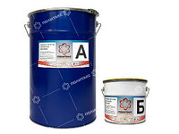 Эпоксидная быстросохнущая эмаль-грунт для металла  Политакс 22EP 2S/75
