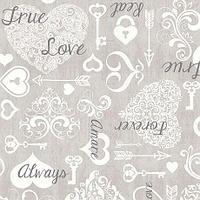 "Ткань из серии ""I do"", фото 1"