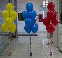Фонтаны в разных расцветках для оформления помещения