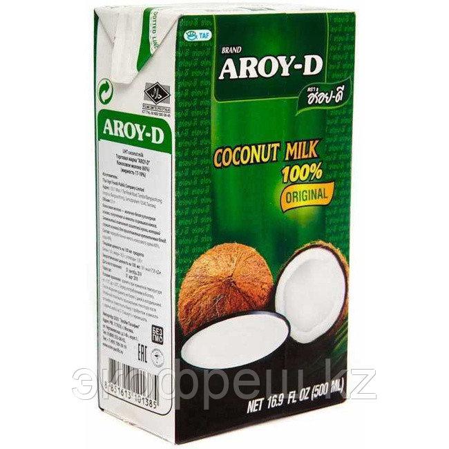 Кокосовое молоко Aroy-D 60%, 500 мл
