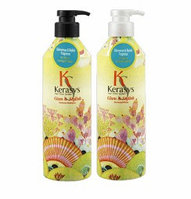 Парфюмированный шампунь и кондиционер для волос Kerasys. Гламур и стиль.