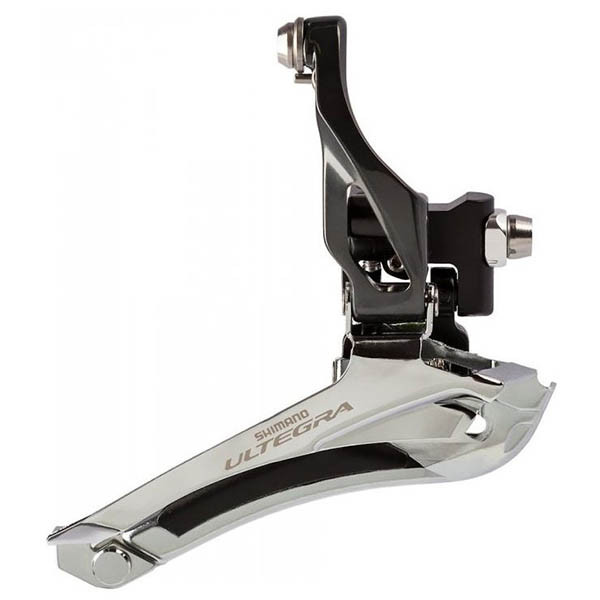 Shimano  передний переключатель Ultegra  brazed-on type, for 11-speed, w/tl-FD68