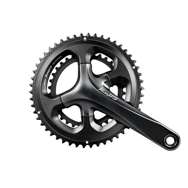 Shimano  шатуны Tiagra - 172.5mm 2-pcs FC, for rear - 10 speed 50x34T w/o BB parts