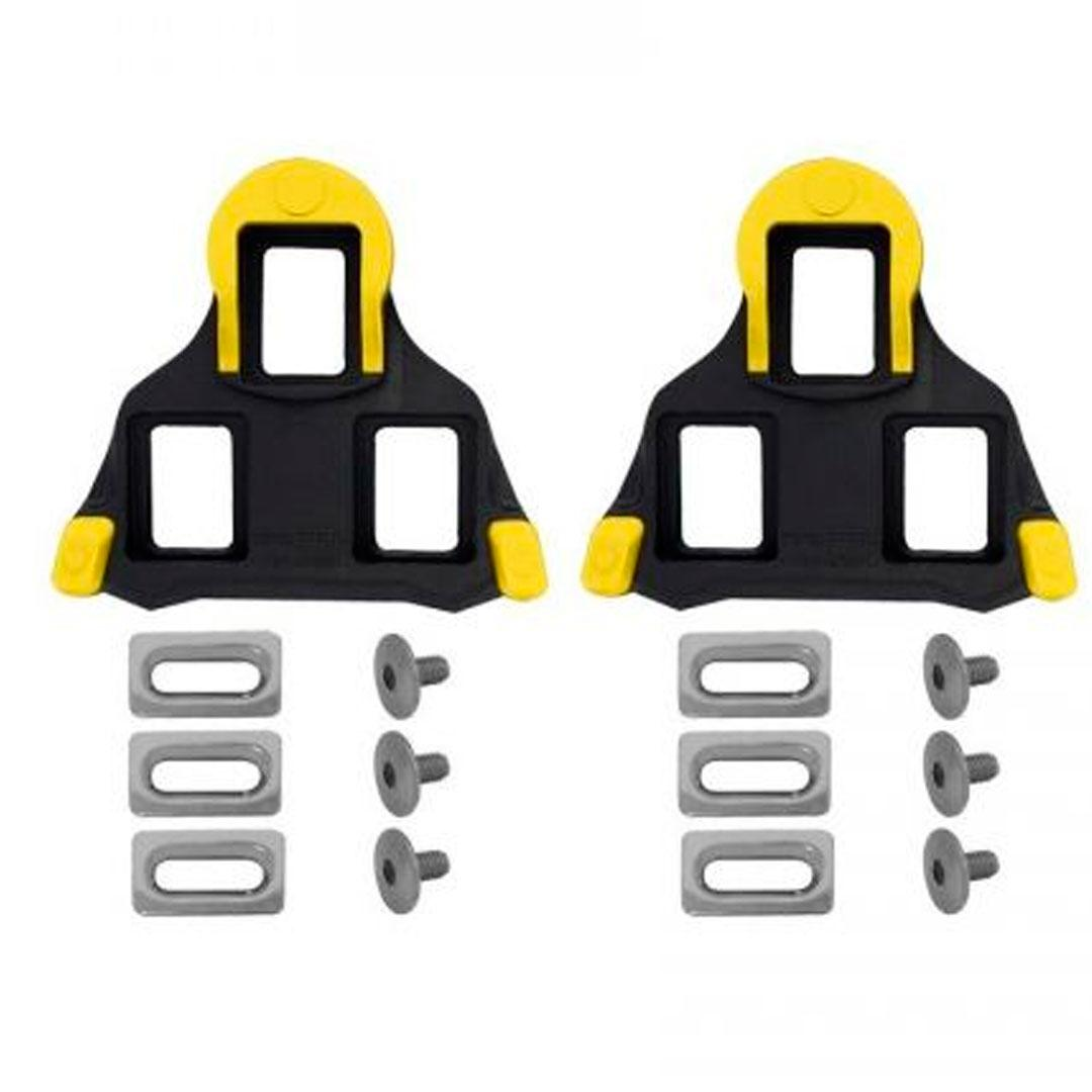 Shimano  шипы для педалей  Cleat Set self-aligning mode- pair 42U 98010