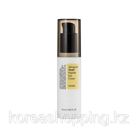 Крем для кожи вокруг глаз с муцином улитки Cosrx Advanced Snail Peptide Eye Cream, фото 2
