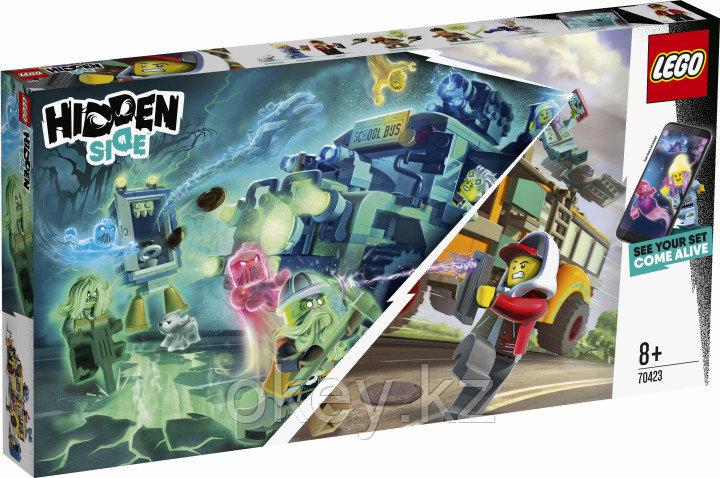 LEGO Hidden Side: Автобус охотников за паранормальными явлениями 3000, 70423