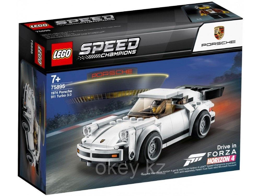 LEGO Speed Champions: 1974 Porsche 911 Turbo 3.0 75895 - фото 1