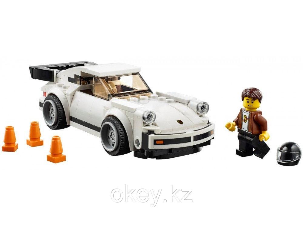 LEGO Speed Champions: 1974 Porsche 911 Turbo 3.0 75895 - фото 3