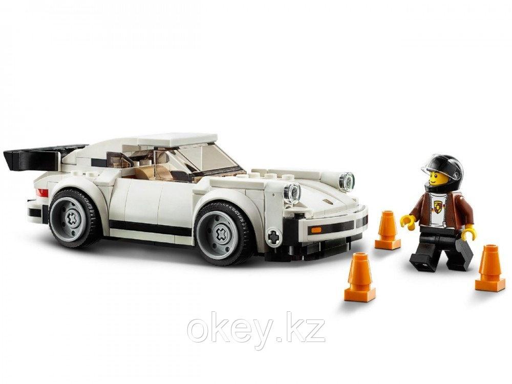 LEGO Speed Champions: 1974 Porsche 911 Turbo 3.0 75895 - фото 4