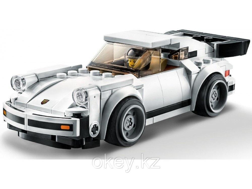 LEGO Speed Champions: 1974 Porsche 911 Turbo 3.0 75895 - фото 5