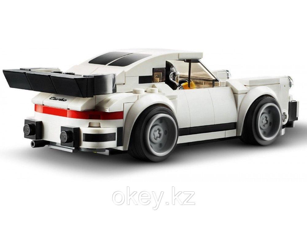 LEGO Speed Champions: 1974 Porsche 911 Turbo 3.0 75895 - фото 6