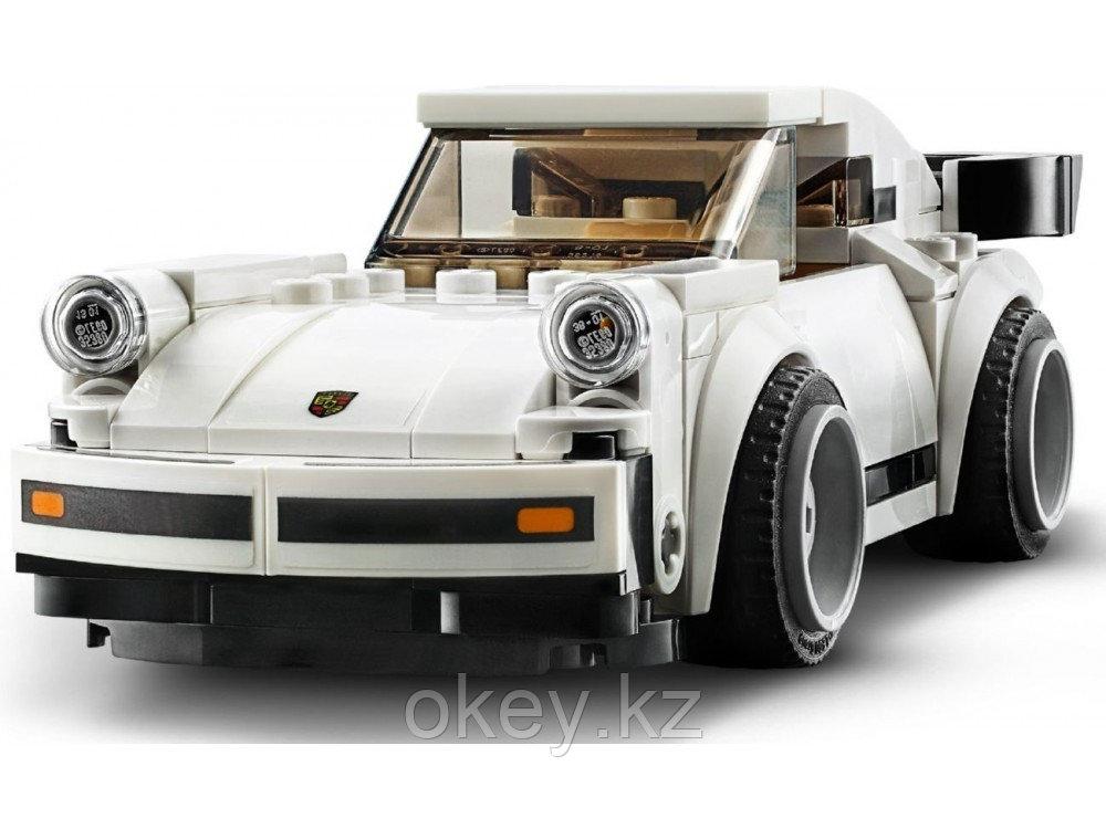 LEGO Speed Champions: 1974 Porsche 911 Turbo 3.0 75895 - фото 7