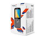 Мобильный телефон teXet TM-213 цвет черный, фото 3