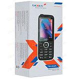 Мобильный телефон Texet TM-D325 черный, фото 2
