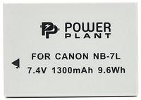 Аккумулятор для Canon NB-7L (PowerPlant) 1300mAh, фото 1