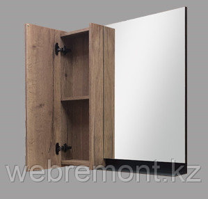 "Зеркало-шкаф ""Кёльн-90"". Дуб темный, фото 2"