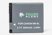 Аккумулятор для Canon NB-8L (PowerPlant) 800mAh, фото 1