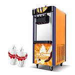 Аппарат для мороженого Guangshen BJ368С 220V мощность двигателя 2800w, 36-38л в сутки, фото 6