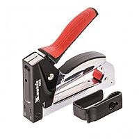 Степлер мебельный, стальной, быстрая загрузка, тип скобы 53, 6-10 мм, PRO// Matrix