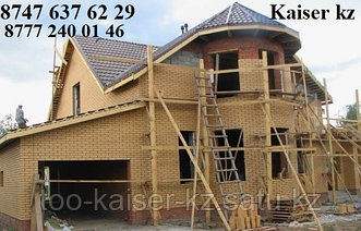 """Строительство домов, коттеджей, гаражей, комплексов, зданий """"Под Ключ""""."""