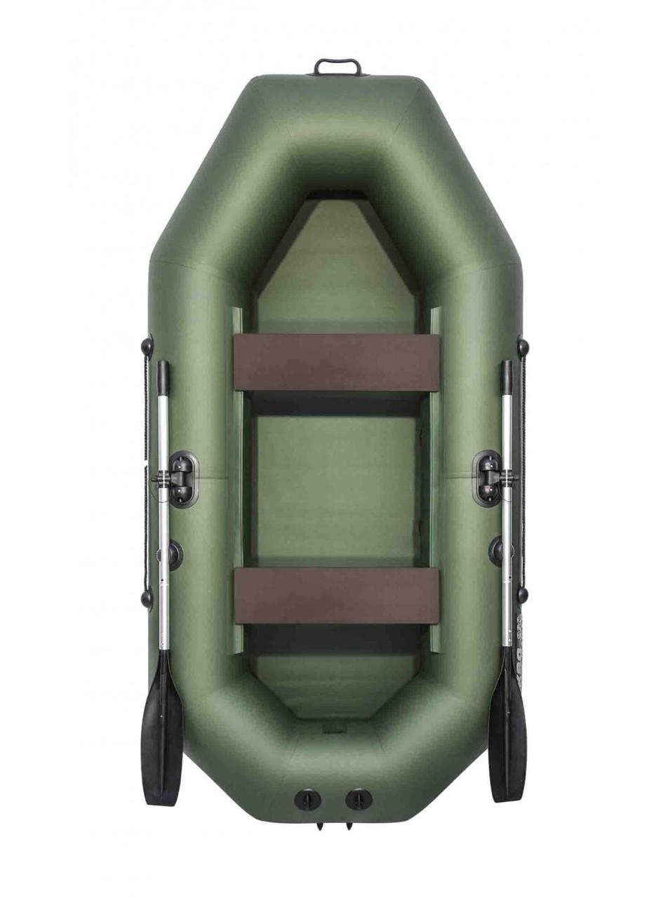 Лодка АКВА-МАСТЕР 260 зеленый