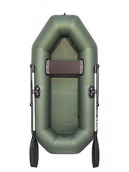 Лодка АКВА-ОПТИМА 210 зеленая