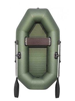 Лодка АКВА-ОПТИМА 220 зеленая