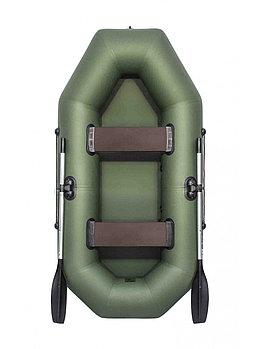 Лодка АКВА-ОПТИМА 240 зеленая