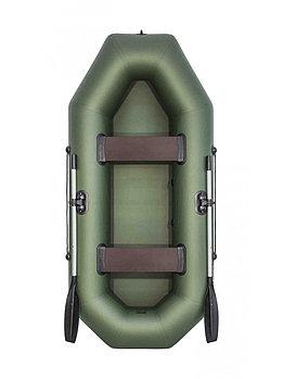 Лодка АКВА-ОПТИМА 260 зеленая