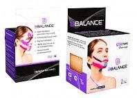 Кинезио тейп для лица BB Face Tape 5 см × 5 м хлопок, фото 1