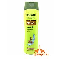 Тричап шампунь с аргановым маслом (Argan Trichup VASU), 400 мл