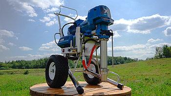 """Покрасочный аппарат безвоздушного распыления """"Dino-Power x80L"""""""