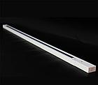 Шинопровод RAIL 2м (1мм) бел. MEGALIGHT (20), фото 2