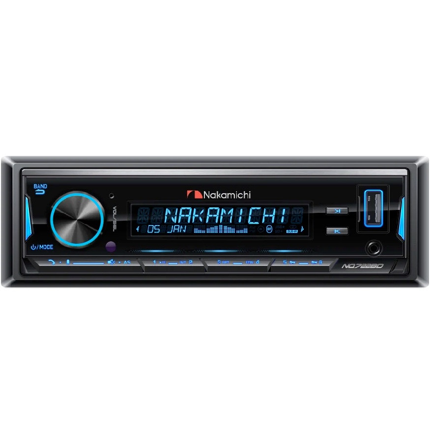 Nakamichi NQ722BD с звуковым процессором