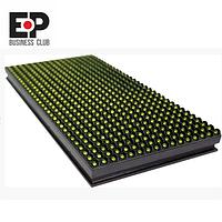 Светодиодный модуль (монохром ) p10-SMD Желтый 320*160 мм