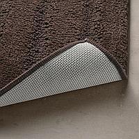 ЭМТЕН Коврик для ванной, темно-коричневый, 50x80 см