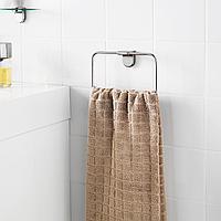 КАЛЬКГРУНД Вешалка для полотенец, хромированный, фото 1
