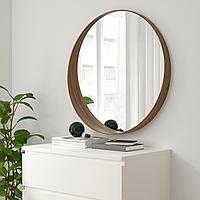 СТОКГОЛЬМ Зеркало, шпон грецкого ореха, шпон грецкого ореха 60 см