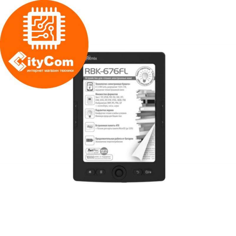 Электронная книга читалка Ritmix RBK-676 черный