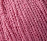Пряжа GAZZAL Пряжа GAZZAL Baby Wool Цвет.828 Розовый
