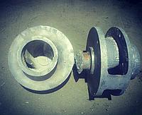 Колесо насоса сталь 35Л 55 кг / Литье металла