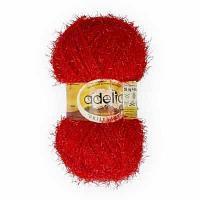 Пряжа Adelia Пряжа Adelia Brilliant 05 красный