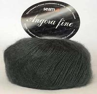 Пряжа Seam Пряжа Seam Angora Fine Цвет.195212 мор.водоросли