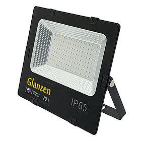 Светодиодный прожектор GLANZEN FAD-0027-70