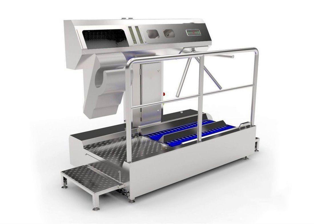 Аппарат для определения температуры тела King Long